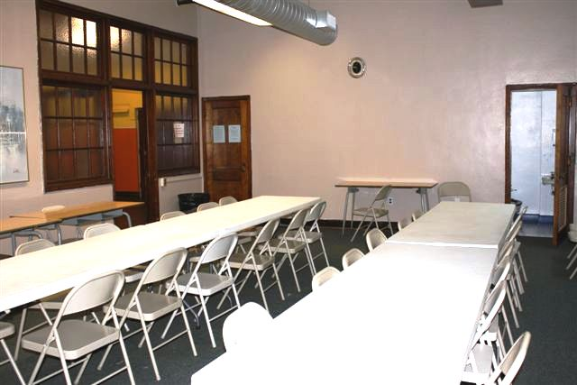 Peterson Meeting Room table and chairs